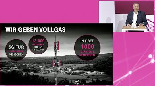 Mehr als 1000 Kommunen mit 5G versorgt