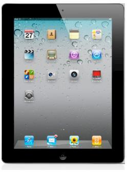 Apple iPad 2, Bild: Screenshot apple.com