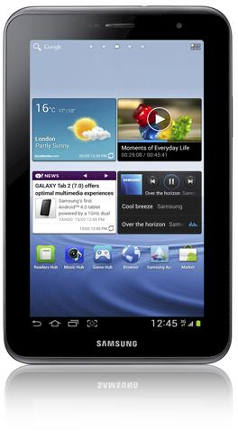 Samsung Galaxy Tab 2 (10.1) WiFi (8GB)