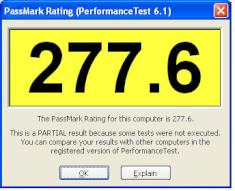 PassMark Performance-Test