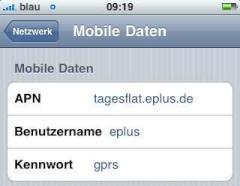 Blau startet übermorgen Prepaid-Tages-Flatrate für mobiles ...