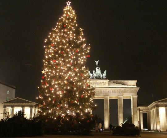Frohe Weihnachten Berlin.Das Teltarif De Team Wünscht Frohe Weihnachten Teltarif De News