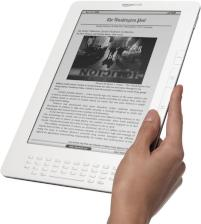 Bild vom Amazon Kindle DX