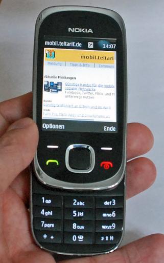 Nokia 7230 App Whatsapp