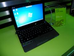 Asus Eee PC 1015N Computex Netbook 10 Zoll Nvidia Ion 2