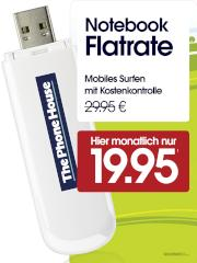 Aktionstarif Surf Mobile 19 von The Phone House