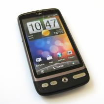 Android-Smartphone HTC Desire