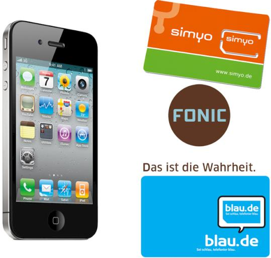 Iphone 4s Sim Karte.Der Tarifcheck Micro Sim Mit Prepaid Tarif Für Iphone 4 Teltarif