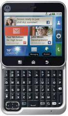 Das Android-Smartphone Motorola Flipout