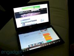 Acer Iconia Dual Screen Notebook Laptop Touchscreen Video Hands-On