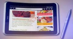 HTC Flyer: Android-Tablet mit 7-Zoll-Touchscreen
