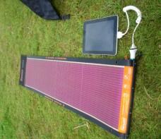 outdoor solar ladeger t test dynamische. Black Bedroom Furniture Sets. Home Design Ideas