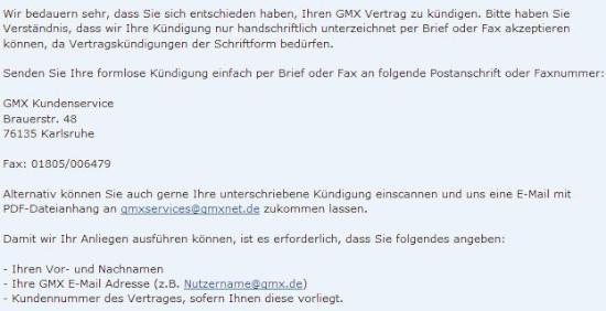 Gmx Umstellung Auf Freemail Nur Mit Erheblichem Aufwand Teltarif