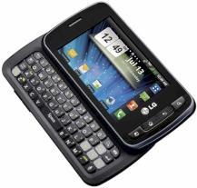 lg eclipse android smartphone mit echter tastatur. Black Bedroom Furniture Sets. Home Design Ideas