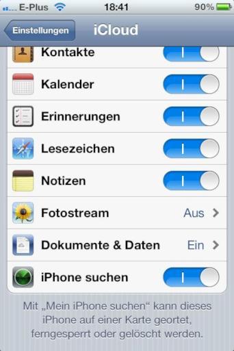 Teil Zwei: Wie überwacht man das iPhone oder andere iOS-Geräte?