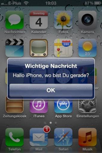Teil Eins: Was brauchen Sie, um iPhones oder jedes andere iOS-Gerät auszuspionieren?