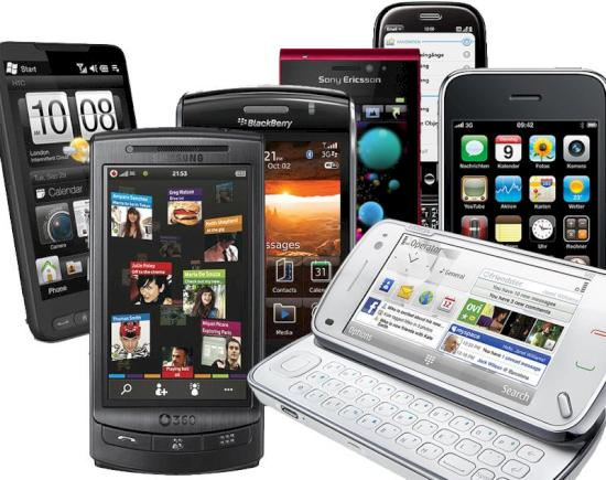 Smartphone Verbreitung