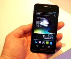 Asus Padfone mit Android 4.0