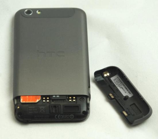 Htc One Sim Karte Einlegen.Handy Mit Knick Htc One V Mit Android 4 0 Beats Audio Im Test