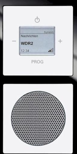 Busch-Jaeger iNet: WLAN-Internetradio in der Steckdose - teltarif.de ...
