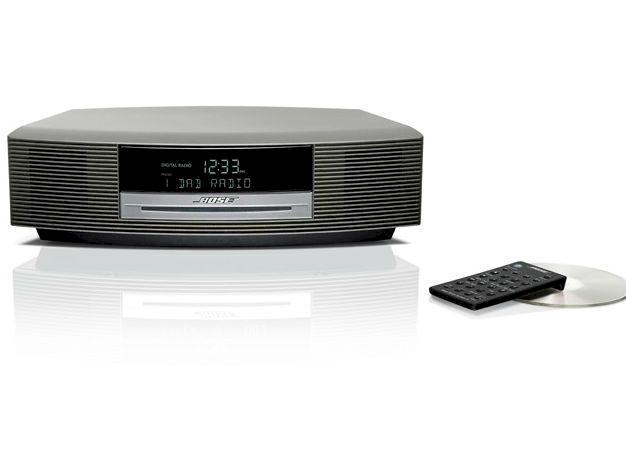 wave radio und wave music system von bose jetzt mit dab. Black Bedroom Furniture Sets. Home Design Ideas