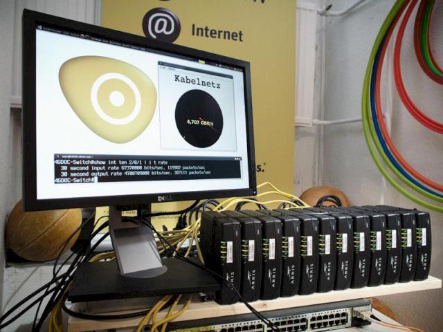 kabel deutschland kabel internet feldtest mit 4 7 gbit s. Black Bedroom Furniture Sets. Home Design Ideas