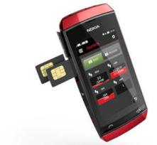 nokia asha 305 306 und 311 touchscreen handys unter 100. Black Bedroom Furniture Sets. Home Design Ideas