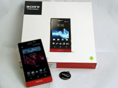 Sony Xperia sola im Test: Floating Touch, Bravia-Display & NFC