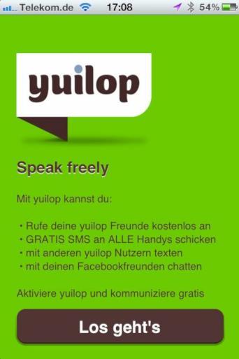 Yuilop Im Test App Zum Kostenlosen Telefonieren Hat Schwachen