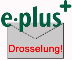 E-Plus-Drosselung-Info-SMS