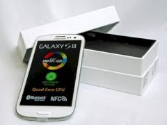 Samsung Galaxy S3: Display-Risse, Rekord-Verkäufe & Android 4.1