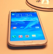 Samsung Galaxy Note 2 mit LTE