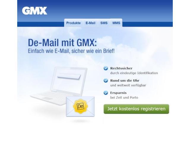 Gmx Kostenlos Registrieren
