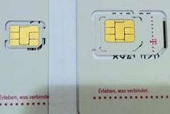 Sim Karte Telekom.Bericht Telekom Verschickt Nano Sims Für Iphone 5 Teltarif De News