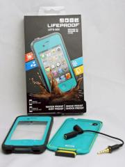 Apple iPhone wird zum Outdoor-Handy: Die LifeProof-Hülle im Test