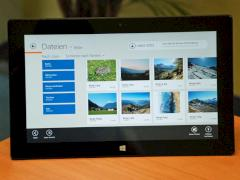 HiDrive-App für Windows 8