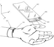 Apple iWatch Patentantrag