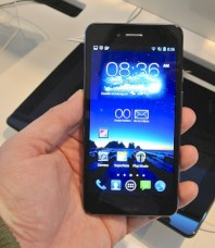 Asus Padfone Infinity im Hands-On