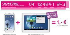 samsung aktion tablet gratis