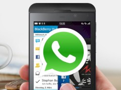WhatsApp für BlackBerry 10