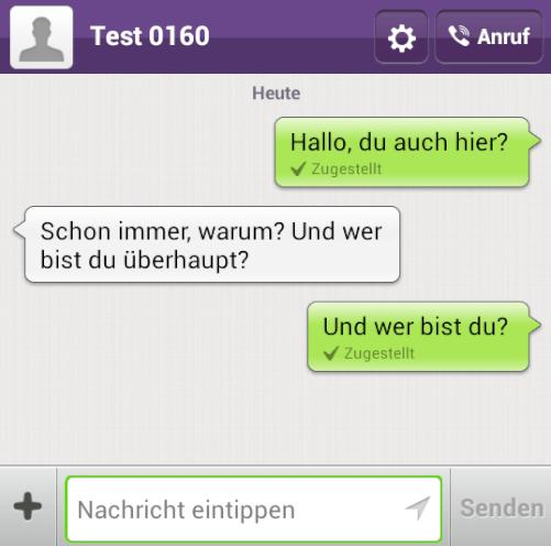 Problem Neue Rufnummer Hat Bereits Einen Whatsapp Account