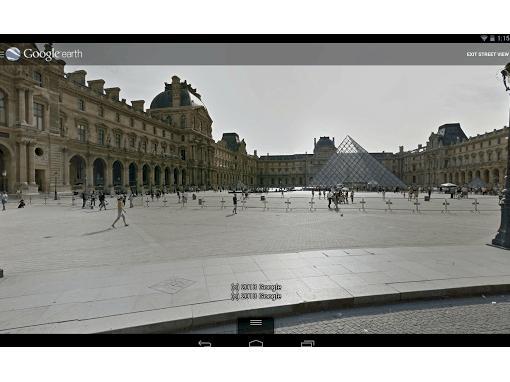 Google Earth für Android: Mit Street View und optimierter Suche ...