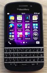 Blackberry Q10 im Test