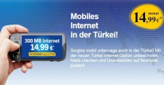 Turkcell Türkei Internet Option