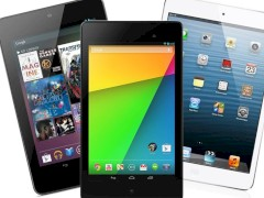 Die Mini-Tablets im Duell