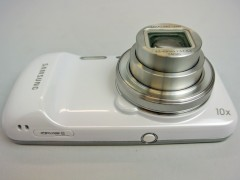 Samsung Galaxy S4 Zoom im Test