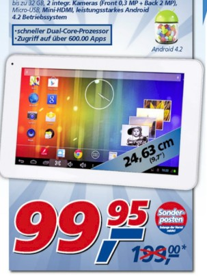 real tablet angebot