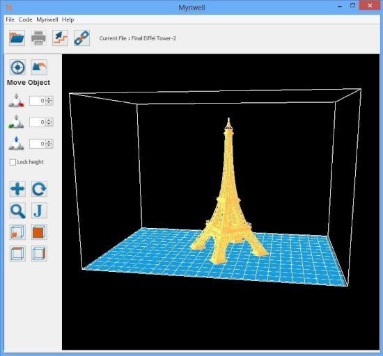 3D Drucker Von Pearl Im Test: Eiffelturm Zuhause Selbst Gemacht    Teltarif.de News