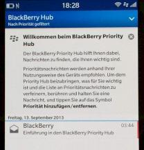 Blackberry Z30 Iphone Übertragen