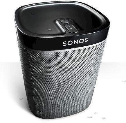 sonos play:1: heim-soundsystem jetzt mit kleinem lautsprecher, Badezimmer